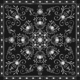 Картина шарфа Стоковые Фото