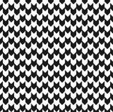 Картина Шеврона безшовная Стоковое Изображение RF
