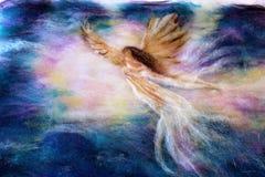 Картина шерстей Стоковая Фотография RF