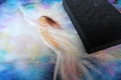 Картина шерстей Стоковые Фото