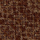 Картина шестиугольника минимальная Стоковое Изображение RF