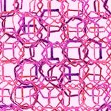 Картина шестиугольника минимальная Стоковое фото RF