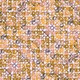 Картина шестиугольника минимальная Стоковое Изображение