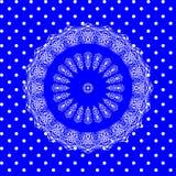 Картина шнурка Стоковое Изображение