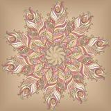 Картина шнурка Doily круглая бесплатная иллюстрация