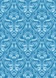 Картина штофа безшовная повторяя предпосылку Стоковые Изображения RF