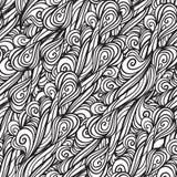 Картина эскиза нарисованная рукой Стоковые Фото