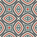 Картина этнического стиля безшовная Предпосылка коренных американцев абстрактная Племенной мотив Бумага Boho шикарная цифровая бесплатная иллюстрация