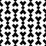 Картина этнического стиля безшовная Стоковое Изображение RF