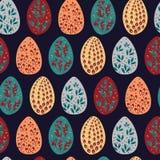 Картина яичка пасхи подлинная бесплатная иллюстрация