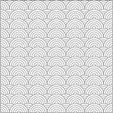 Картина японца вектора Стоковое Изображение