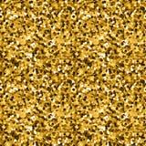 Картина яркого блеска золота Стоковое Фото