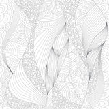 Картина для анти- расцветки стресса Стоковое фото RF