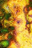 картина 029 абстракций Стоковая Фотография