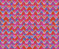 Картина Boho геометрическая Стоковое Изображение RF