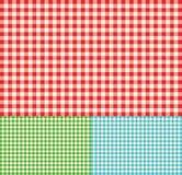 Картина Checkered скатерти безшовная бесплатная иллюстрация