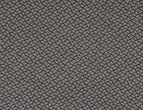Темная серая предпосылка текстуры ткани Стоковые Изображения