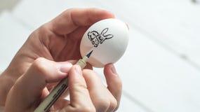 Картина eggs праздник пасха Стоковые Фотографии RF