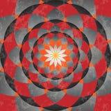 Кольцо цирка Grunge Стоковая Фотография