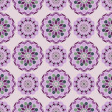 Картина ircle ¡ Ð геометрическая Стоковое Изображение RF