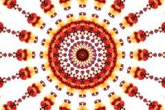 картина kaleidoscope цвета Стоковое фото RF
