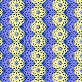 Картина Kaleidoscopic упаковочной бумаги безшовная Стоковая Фотография RF