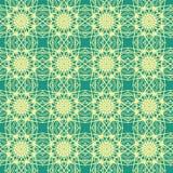 Картина Kaleidoscopic упаковочной бумаги безшовная Стоковое Изображение RF