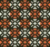 Картина Knit Стоковая Фотография