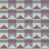 Картина Knit Стоковое Изображение RF