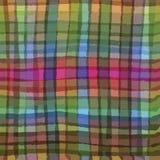 Картина Multicolor вектора checkered Стоковое Фото