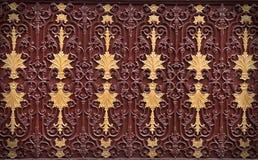 картина ornamental металла Стоковая Фотография