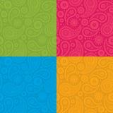 картина paisley безшовная иллюстрация вектора