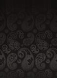 картина paisley цветка безшовная Стоковые Фотографии RF