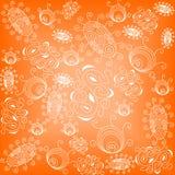 картина paisley Стоковые Изображения RF