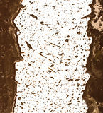 Картина splat грязи Стоковые Фотографии RF