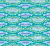 картина striped Стоковое Фото