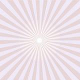 Картина Sunburst Солнця также вектор иллюстрации притяжки corel Стоковая Фотография