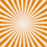 Картина Sunburst Солнця также вектор иллюстрации притяжки corel Стоковые Фото