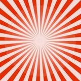 Картина Sunburst Солнця также вектор иллюстрации притяжки corel Стоковые Фотографии RF