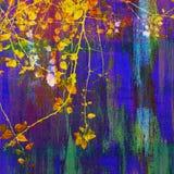 Картина Treetop Стоковое Изображение