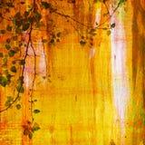 Картина Treetop Стоковые Изображения RF