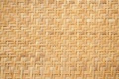 Картина Weave деревянная для предпосылки Стоковое Изображение