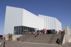 Картинная галлерея современного искусства тернера Стоковое Фото