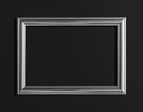 Картинная рамка на изолированной предпосылке цвета Стоковое Изображение