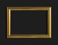 Картинная рамка на изолированной предпосылке цвета Стоковые Изображения