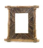 Картинная рамка с веревочками Стоковые Изображения