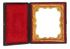 Картинная рамка Ambrotype Стоковые Изображения RF