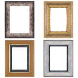 4 картинной рамки Стоковое Изображение RF