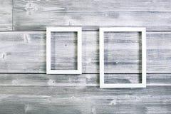 2 картинной рамки Стоковые Изображения RF