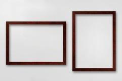 Картинные рамки Стоковые Фотографии RF